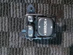 Кнопка управления зеркалами. Toyota Mark X, GRX120, GRX121