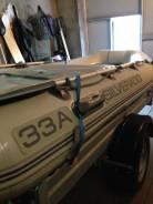 Silverado Air Deck 33A. длина 3,30м., двигатель подвесной, бензин