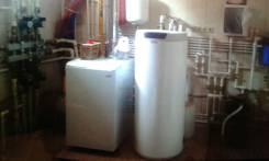 Монтаж котельных, отопление дома