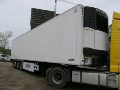 Chereau. Полуприцеп рефрижератор мясник 2008 г. Carrier Vector 1850., 35 000 кг.