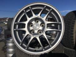 OZ Racing F1 Plus. 7.5x17, 5x114.30, ET38, ЦО 68,0 мм.