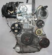 Двигатель. Nissan Avenir, RW11 Двигатель QR20DE