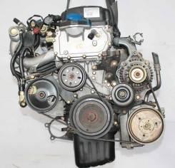 Двигатель в сборе. Nissan Bluebird, QU14 Двигатель QG18DE