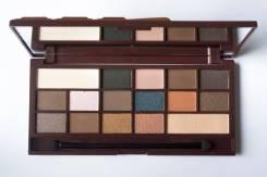 Палетка теней для век Makeup Revolution I Heart Chocolate Salted Caram