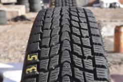 Dunlop Grandtrek SJ6. Зимние, без шипов, 2007 год, износ: 100%, 4 шт
