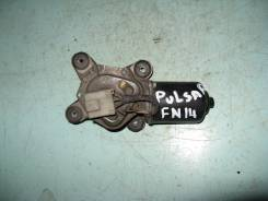 Мотор стеклоочистителя. Nissan Pulsar, FN14
