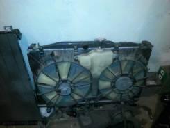 Радиатор охлаждения двигателя. Honda Accord, CL7, CL9, CL8, CM3, CM2, CM1 Двигатели: K20A, K24A, K20A K24A