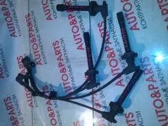Высоковольтные провода. Nissan Cube, Z10 Nissan March, K11, HK11, FHK11 Двигатели: CG13DE, CG10DE