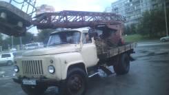 ГАЗ 53-12. Продам автовышку, 4 000 куб. см., 17 м.