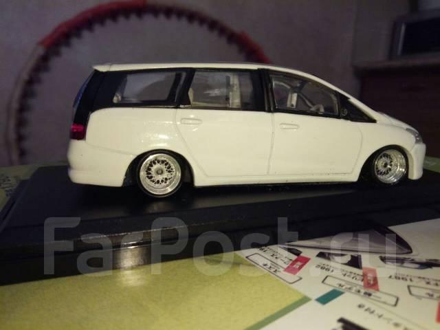 Модель Заниженная JDM Mitsubishi Chariot Grandis из Японии Торги с 1р.