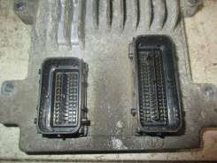 Блок управления двс. Opel Insignia Двигатель A18XER