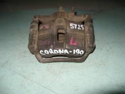 Суппорт тормозной. Toyota Corona, CT190