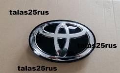 Эмблема решетки. Toyota Land Cruiser, VDJ200, URJ202, URJ202W Двигатели: 1VDFTV, 1URFE