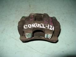Суппорт тормозной. Toyota Corolla, NZE121