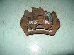 Суппорт тормозной. Subaru Legacy, BD2