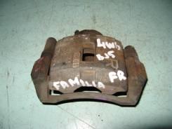 Суппорт тормозной. Mazda Familia, BJ5W