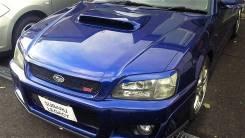 Накладка на фару. Subaru Legacy, BH5