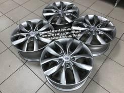 Hyundai. 6.5x16, 5x114.30, ET50, ЦО 67,1мм.