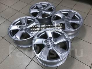 Hyundai. 6.5x16, 5x114.30, ET45, ЦО 67,1мм.
