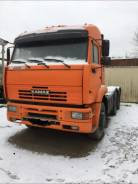 Камаз 6460. Продам -63 тягач седельный 2012г., 11 762 куб. см., 26 000 кг.