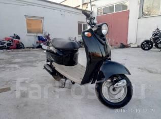 Yamaha Vino. 50 куб. см., исправен, птс, без пробега