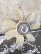 Вентилятор охлаждения радиатора. Toyota Land Cruiser, UZJ100W, UZJ100, UZJ100L Двигатель 2UZFE