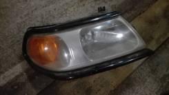 Фара. Mitsubishi Pajero Sport Двигатель 6G72