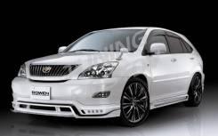 Обвес кузова аэродинамический. Lexus RX300, GSU35, MCU35 Lexus RX330, GSU30, GSU35, MCU35 Lexus RX350, GSU35, GSU30, MCU35 Toyota Harrier, ACU35, GSU3...