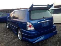 Накладка на спойлер. Honda Odyssey, RA6