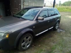 Audi A6 allroad quattro. WA1YD54B42N, APB ARE BES