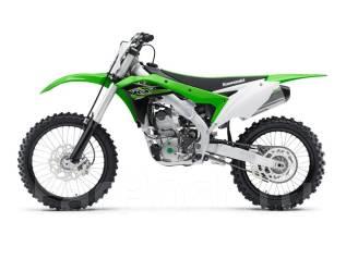 Kawasaki KX 450F. 450 куб. см., исправен, без птс, без пробега. Под заказ