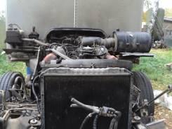 Радиатор охлаждения двигателя. Isuzu V340