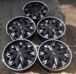 Dolce Wheels. 7.5x20, 4x114.30, 5x114.30, ET50, ЦО 73,0мм.