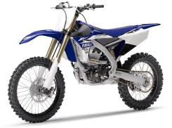 Yamaha YZ 450F. 450 куб. см., исправен, без птс, без пробега. Под заказ