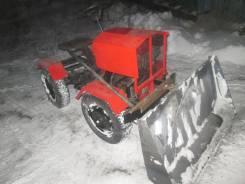 """Самодельная модель. Минтрактор """"Топтыга"""", 160 куб. см."""