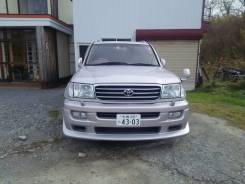 Toyota Land Cruiser. автомат, 4wd, бензин, б/п, нет птс. Под заказ
