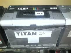 Titan. 75А.ч., Прямая (правое)