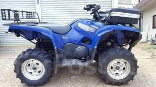 Yamaha Grizzly 700. исправен, есть птс, без пробега