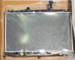 Радиатор охлаждения двигателя. Hyundai Accent Hyundai Verna