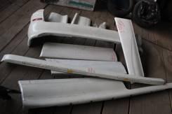 Обвес кузова аэродинамический. Nissan Elgrand, ALE50, APE50, ALWE50, APWE50