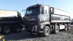 Volvo FH. Самосвал 540, 12 774 куб. см., 30 000 кг.