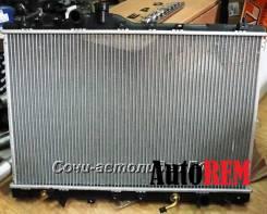Радиатор охлаждения двигателя. Honda Inspire Honda Saber
