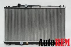 Радиатор охлаждения двигателя. Honda Odyssey, RB1