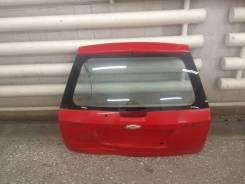 Стекло заднее. Chevrolet Lacetti, J200