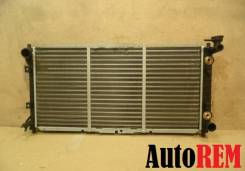 Радиатор охлаждения двигателя. Mazda: MPV, Efini MS-6, Cronos, Autozam Clef, Capella, MS-6