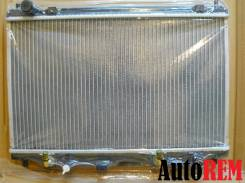 Радиатор охлаждения двигателя. Mazda Demio Mazda Verisa