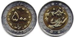 Иран 500 риалов 2006 год