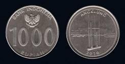 Индонезия 1000 рупий 2010 год