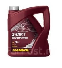 Mannol. Вязкость TC, синтетическое