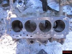 Блок цилиндров. Nissan Vanette Двигатель A15